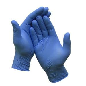 Disposable  Latex Gloves 100's