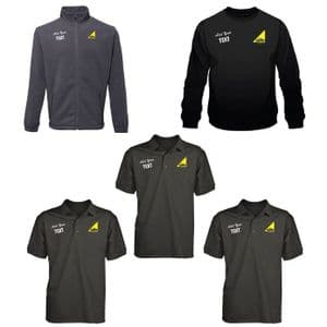 Gas Safe Embroidered Tops Pack