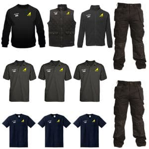 New Engineer Clothing Pack