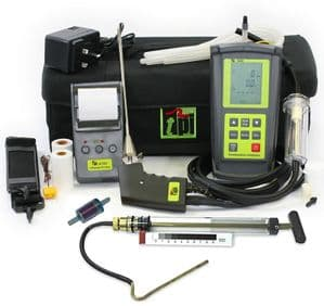 TPI 709R Analyser Oil Kit with Smoke Pump, Oil Filter and IR Printer