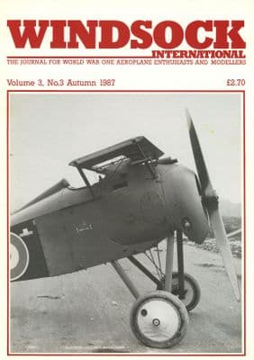 WINDSOCK International Vol.3,No.3, Autumn  1987(h)