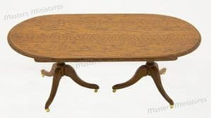 165. Large Oval Table