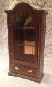 242. Arched Cabinet