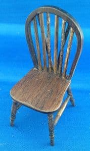 258. Curved Windsor Chair