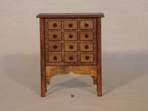 32. Spice Chest