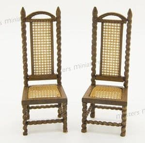 52. Charles II Hall Chair