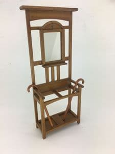 Arts & Craft Hallstand