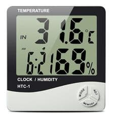 Thermometer Min Max With Hygrometer