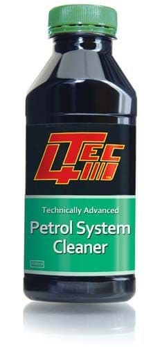 tec 4 petrol system cleaner