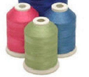 Thread - including Embroidery, Quilting, Variable & Wash Away