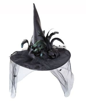 Deluxe Witch Hat (AC9036)
