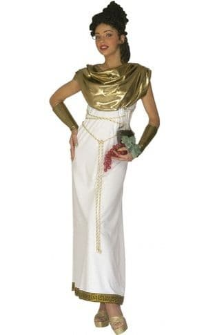 Greek Goddess Plus Size Costume (3170)