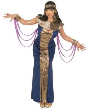 Nefertiti Egyptian Plus Size Costume (3187)