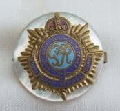 British WW2 Royal Army Service Corps Sweetheart Brooch. ref.ML29
