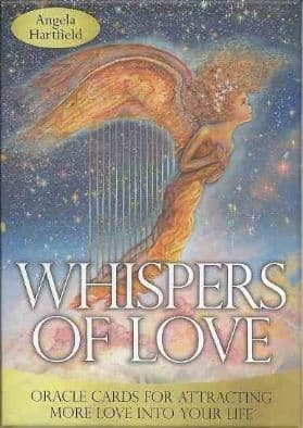 Angela Hartfield - Whispers of Love Oracle Cards (Illustrations by Josephine Wall)