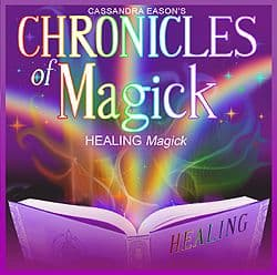 Cassandra Eason - Chronicles of Magick: Healing Magick CD