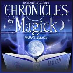 Cassandra Eason - Chronicles of Magick: Moon Magick CD