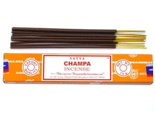 Champa - Satya Incense Sticks (15g)
