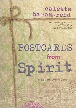 Colette Baron-Reid - Postcards from Spirit Oracle Cards