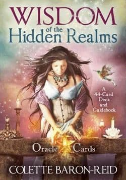 Colette Baron-Reid - Wisdom of the Hidden Realms Oracle Cards