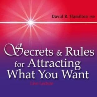 David Hamilton CD - Secrets & Rules for Attracting What You Want - Live Lecture (1CD)