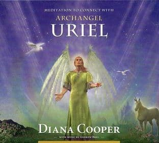 Diana Cooper - Meditation to Connect with Archangel Uriel (CD)