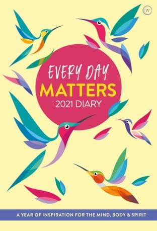 Every Day Matters 2021 Soft Cover Pocket Diary by Dani DiPirro