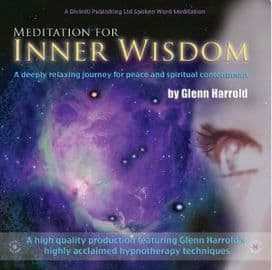 Glenn Harrold - Meditation for Inner Wisdom: Hypnosis CD