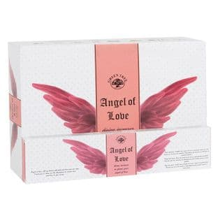 Green Tree - Angel Incense Sticks - Angel of Love (12 sticks)
