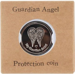 Guardian Angel Protection Coin
