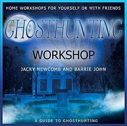 Jacky Newcomb & Barrie John - Ghosthunting Workshop CD