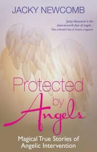 Jacky Newcomb - Protected by Angels (paperback - Book)