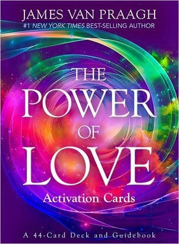 James Van Praagh - The Power of Love - Activation Cards