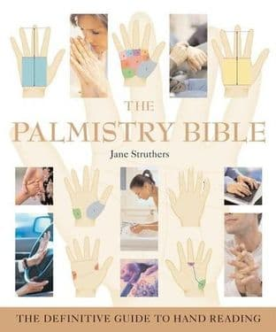 Jane Struthers - The Palmistry Bible (book)