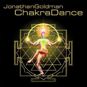 Jonathan Goldman CD - ChakraDance