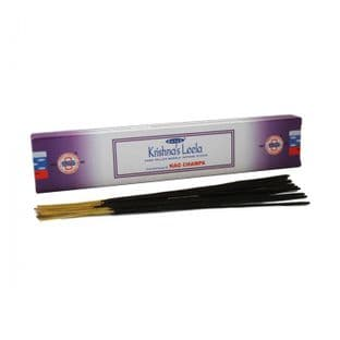 Krishna's Leela - Satya Incense Sticks (15 Sticks)
