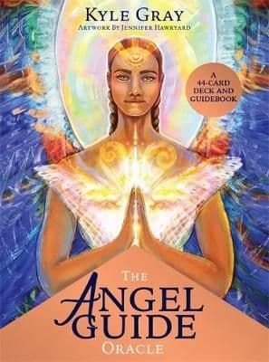 Kyle Gray -  The Angel Guide Oracle Cards (44 Card Deck & Guidebook)