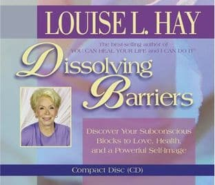 Louise Hay - Dissolving Barriers (CD) US Import
