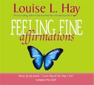 Louise Hay - Feeling Fine Affirmations (CD)