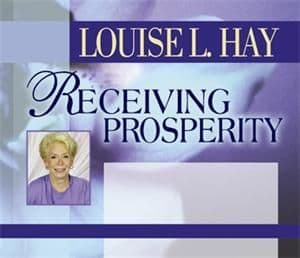 Louise Hay - Receiving Prosperity (CD)