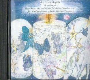 Marilyn Brown - Butterfly Angels: Guided Meditation CD