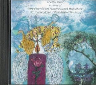 Marilyn Brown - Crystal Blues: Guided Meditation CD