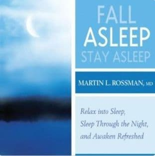 Martin L. Rossman MD CD - Fall Asleep, Stay Asleep (1CD)