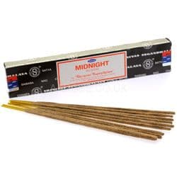 Midnight - Satya Incense Sticks (15g)