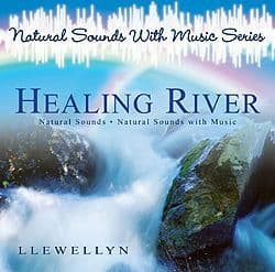 Natural Sounds with Music - Healing River CD