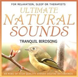 Niall CD - Ultimate Natural Sounds - Tranquil Birdsong