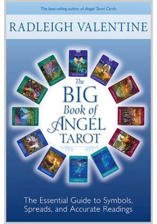 Radleigh Valentine - The Big Book of Angel Tarot (Paperback book)