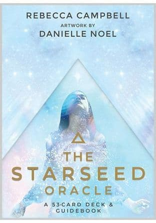 Rebecca Campbell - The Starseed Oracle - 53 Card Deck & Guidebook