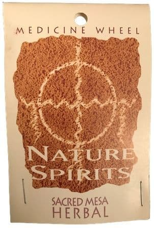 Sage Spirit Medicine Wheel - Nature Spirits Incense Sticks - Sacred Mesa Herbal