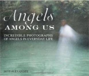 Skye Alexander - Angels Among Us (hardback - book)